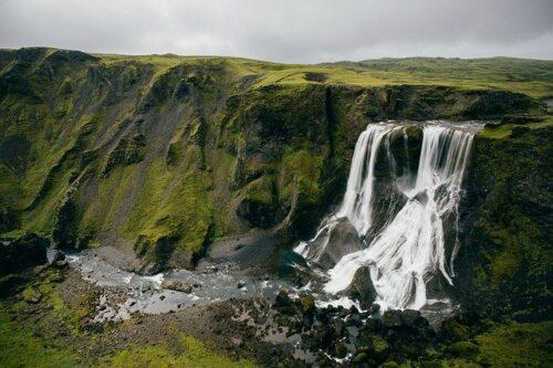 hébergement Islande