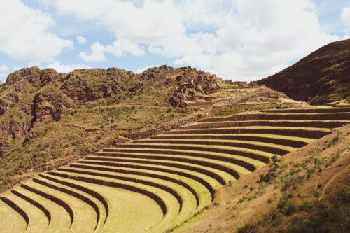 ruines Incas