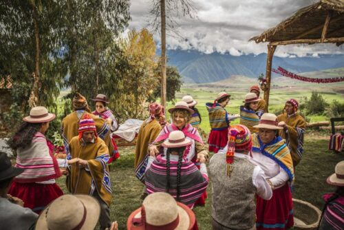 L'île de Taquile et d'Amantani