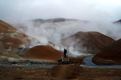 lieux confidentiels Islande
