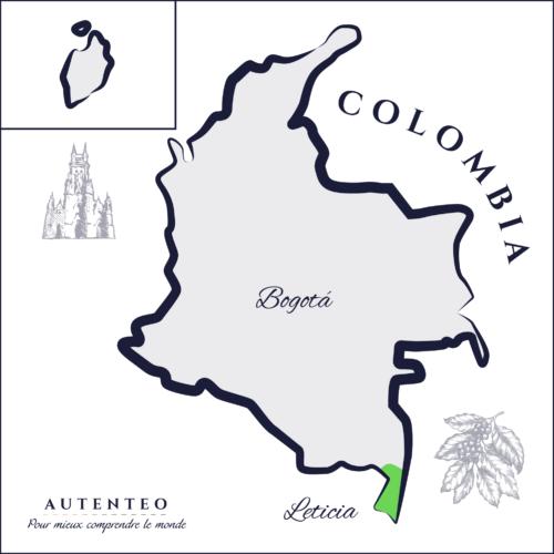 Circuits en Colombie
