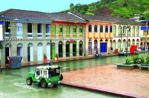 Les plus beaux villages de Colombie