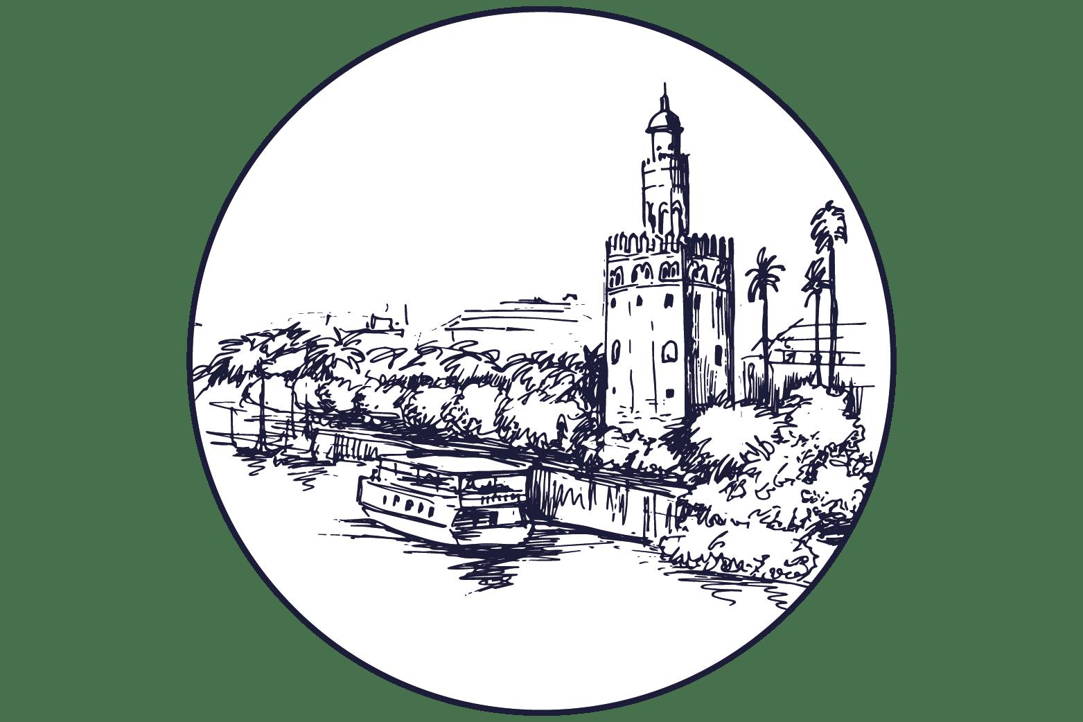 illustration andalousie