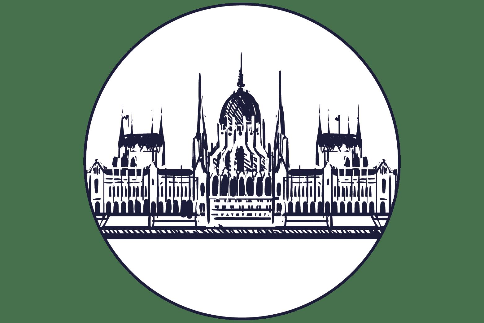 BUDAPEST ILLUSTRATION